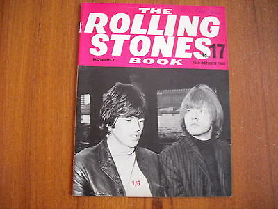 THE ROLLING STONES MONTHLY BOOK - No. 17 - OCTOBER 1965 - ORIGINAL