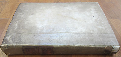 Post Incunable Antonius Florentinus Prima pars Folio Lyon 1506