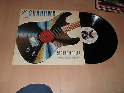 The Shadows – String Of Hits – Uk 1979 Lp Emi Records Emc 3310