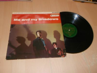 Cliff Richard Me And My Shadows Album Lp