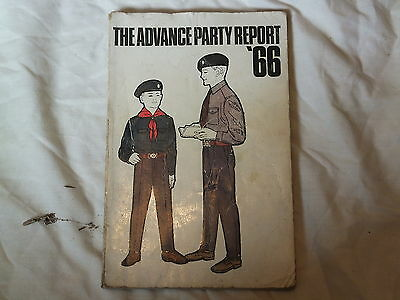 The Advance Party Report '66, Boy Scouts, Cheif Scouts, 1966
