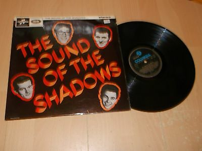 The Shadows The Sound Of The Shadows Album Lp