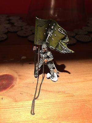 Warhammer Lord Of The Rings Standard Bearer Gondor LOTR Minas Tirith Painted