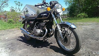 Classic 1971 Norton Commando 750 Hollywood Celebrity Owned Matching Numbers
