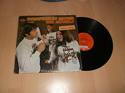 THE ARCHIES Everything's Archie Vinyl Record LP - KES-103 Kirshner 1969 orginal