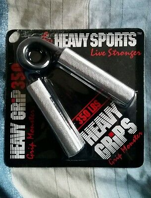Heavy Grip 350lbs Hand Grippers