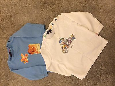 Paul Smith Baby Boys Long Sleeved Tops 3-6 Months