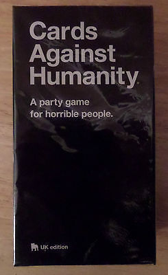 Cards Against Humanity brand new and sealed!