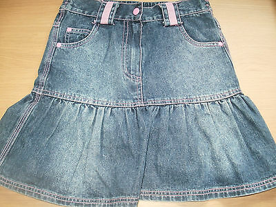 Girl's DENIM SKIRT, Size 140 cms, approx 8 years