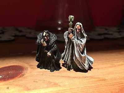 Warhammer Lord Of The Rings Saruman And Grima LOTR Army Painted
