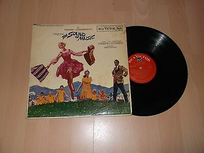 The Sound Of Music By Rodgers Hammerstein Original Soundtrack LP