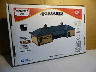 4 Ground Station building kit unopened and boxed