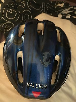 Adult Raleigh MissIle X2 Bicycle Road Cycling Safety Helmet
