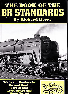 The Book Of The B.r. Standards V. 1 - Irwell Press Railway Book By Hooker & Oths