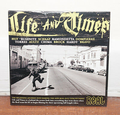 Real Skateboards - Life And Times - Skateboarding DVD
