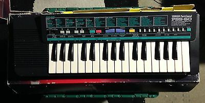 Vintage: Yamaha PSS-50: Keyboard: Circuit Bending: Excellent Cndition: Boxed
