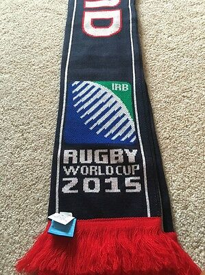 England World Cup 2015 Rugby Scarf