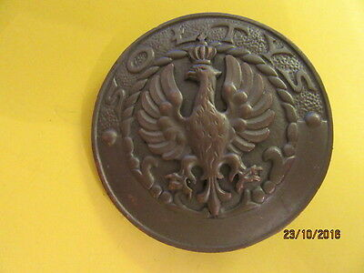 Poland  - small SOLTYS plaque