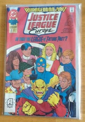 Justice League Europe Issue 2