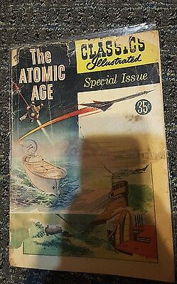 Classics illustrated special issue the atomic age