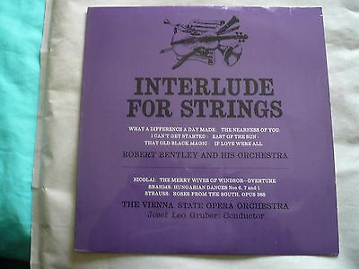 Interlude For Strings  Lp