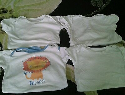 Baby unisex(boys girls)  vests 18-24