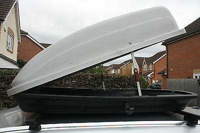 Roof box 400litre  FOR HIRE ONLY