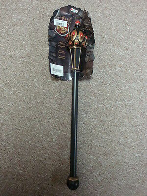 Renaissance Medieval Royal Wicked Scepter Costume Accessory