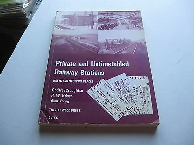Private and Unidentified Stations – Oakwood