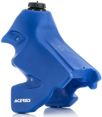 Acerbis Fuel Tank 3.3 Gallon YZ Blue Fits Yamaha WR450F 2003-2006 2140690211