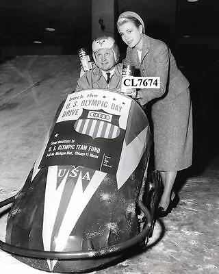 Grace Kelly Fundraising for the U.S. Olympic Team Fund Photo