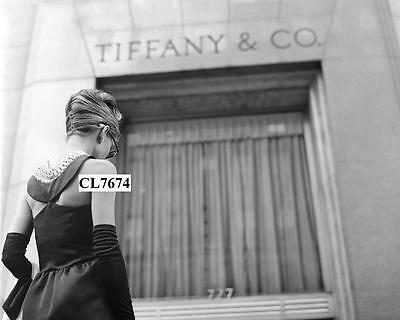 Audrey Hepburn on the Movie Set of 'Breakfast at Tiffany's' in New York Photo