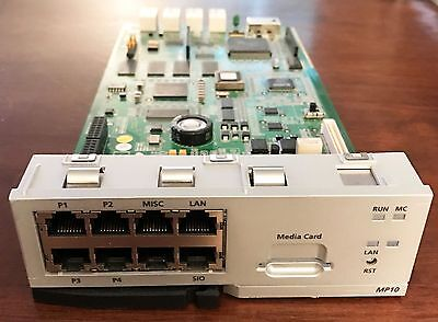SAMSUNG OFFICESERV 7000 SERIES - MP10a MAIN CONTROL PROCESSOR