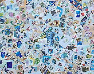 Japanese stamps 500+  used
