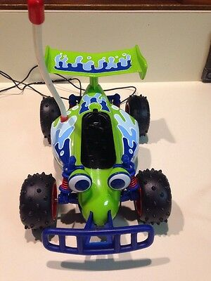 Disney Pixar Toy Story wired RC Remote Control Car Buggy