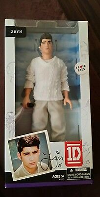 One Direction Zayn Doll 2012 - Rare Collector Item