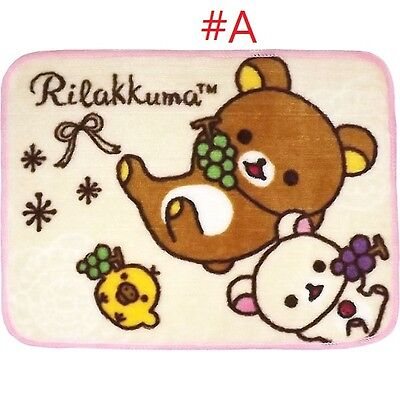 Authentic San X Rilakkuma  Floor Mat