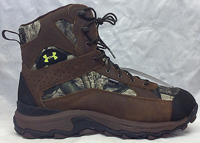 NEW Under Armour Sz 9 Men's Speed Freek Bozeman Insulated Hunting Boots 1262055
