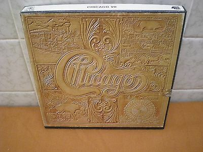 Chicago      Vii       Album 12  For  Chicago      Reel To Reel Tape