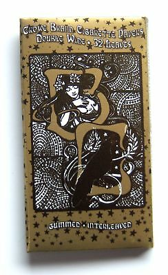 The Black Crowes - Hemp 1-1/2 Size Rolling Papers - New