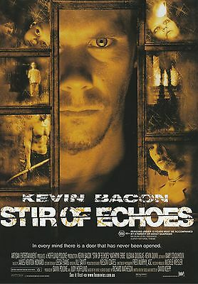 Promotional Movie Flyer - STIR OF ECHOES (1999) ***Kevin Bacon, David Koepp***