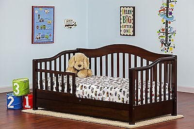 Dream On Me Toddler Day Bed Espresso