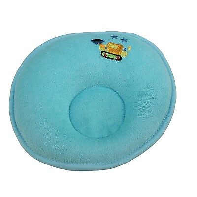 Dianoo Baby Circle Pillow - Soft 100% Pure Cotton Baby Prevent Flat Head Pill...