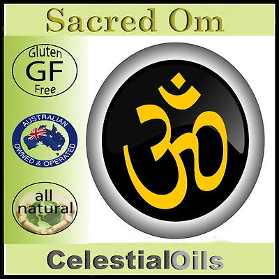 Celestial Oils Aromatherapy Pure Essential Oil Om Blend Free Post Meditation