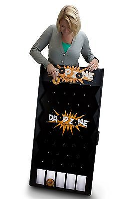 Midway Monsters GCVL-905 Drop Zone Express Customizable Plinko Carnival Game
