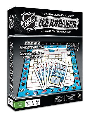 CSE Games Nhl Ice Breaker Card Game