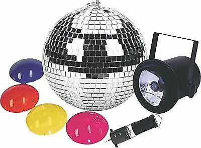 VisualEffects MBK1 Mirror Ball Party Kit
