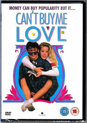 Can't Buy Me Love (Patrick Dempsey) Cant New DVD Region 2 + Region 4