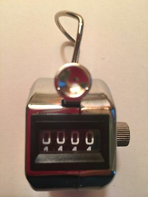 People Counter Clickerl - Gently Used - Excellent Condition
