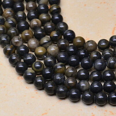 "6Mm Natural Jasper Gemstone Round 15 5/8"" Beads Strand(1 Strand)"